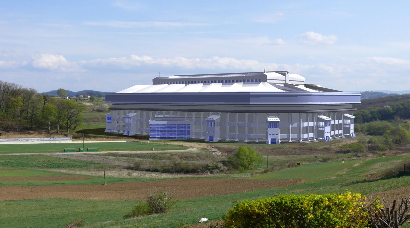Moderni sportsko-rekreacijski centar